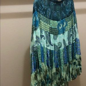 Dresses & Skirts - Gathered ankle length skirt, good.l condition